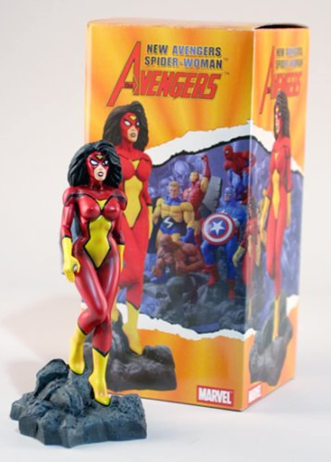 New Avengers Spider-Woman 20cm Statue