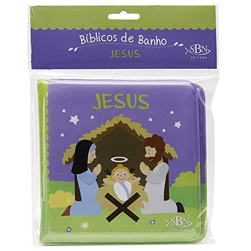 Bíblicos de Banho: Jesus