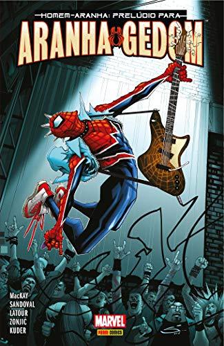 Homem-Aranha. Aranhagedom Volume 1 - Prelúdio