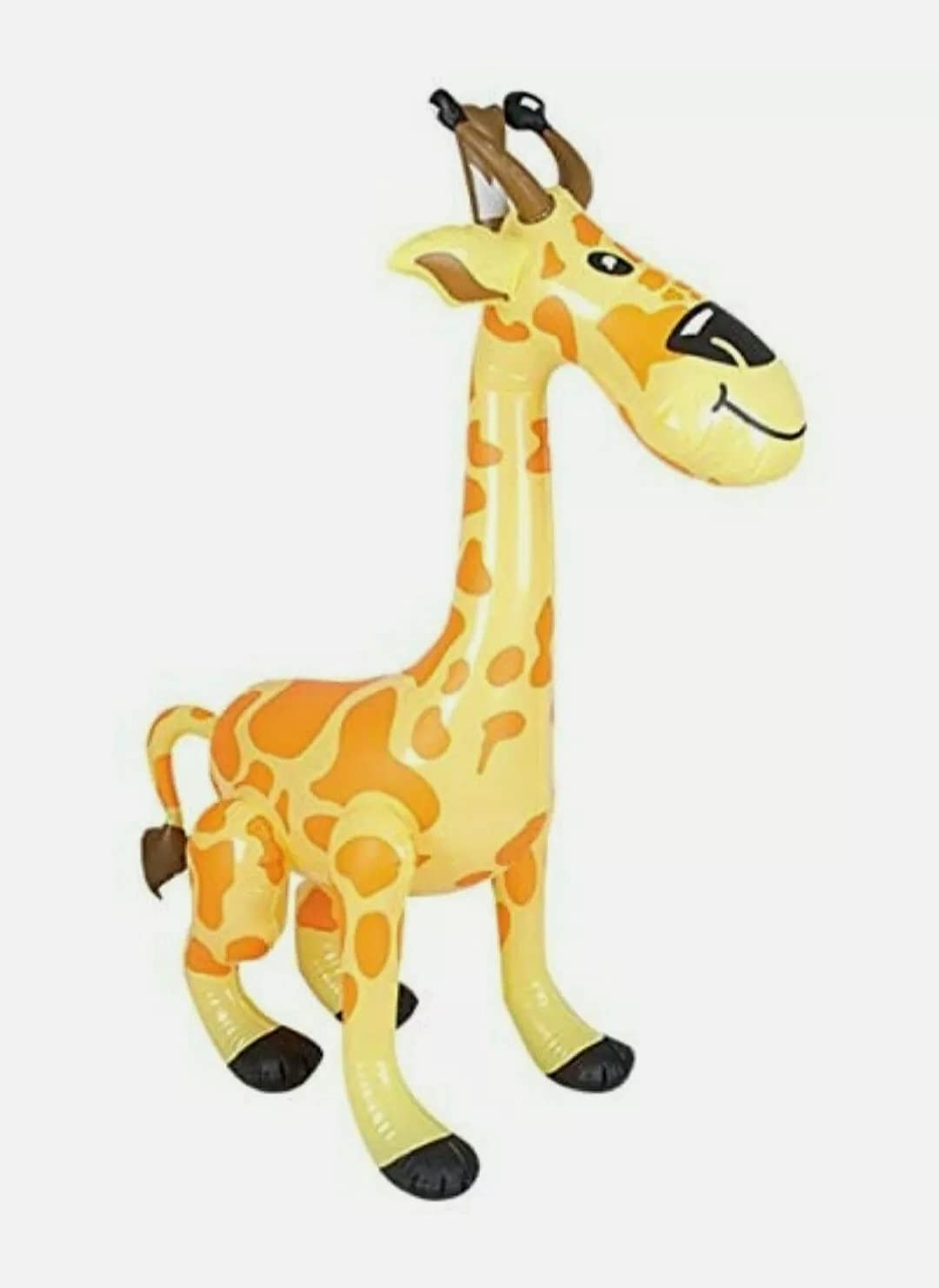 Giraffe Inflatable Blow Up SEAL limited product Safari Inflate Decoratio Party 5 ☆ popular Animal