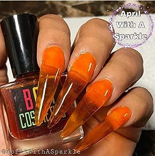 Zesty Orange Jelly (sin crueldad, hecho a mano en EE. UU. Y sin 7)
