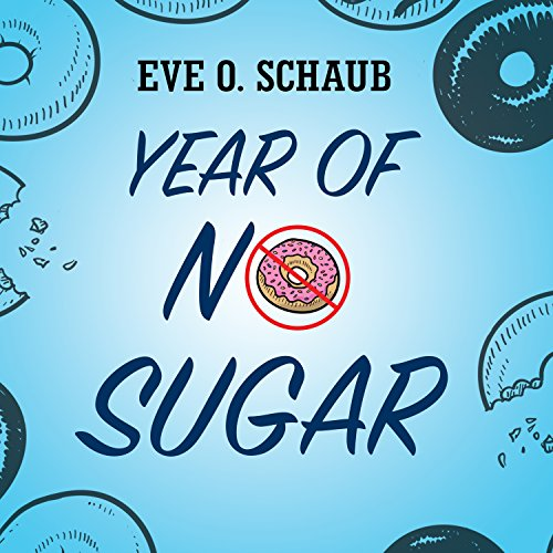 Year of No Sugar audiobook cover art
