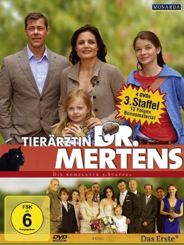 Tierärztin Dr. Mertens - Staffel 3 (4 DVDs)