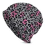 Africano Safari Animal Multifunción Slouchy Beanie Hat Print Forrado Gorro Bufanda Bucle para Mujer