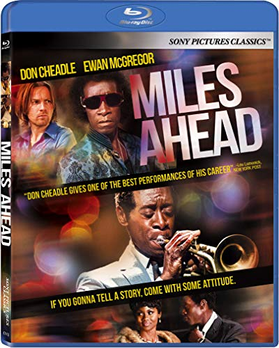 Miles avanti [Blu-Ray]