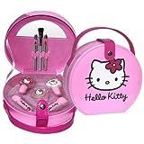 Hello Kitty Maleta de Maquillaje, Color Rosa (Universal Beauty Market HK.0111.09)