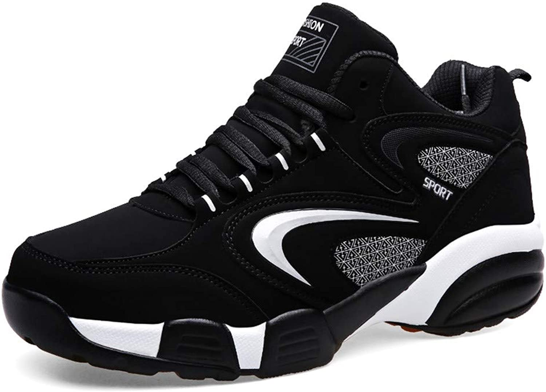 IDNG Basketballschuhe Herren Basketball-Schuhe Basketball-Stiefel Dmpfung Atmungsaktive Sportschuhe