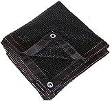 MayGreeny Red de tela de protección solar 90% resistente a los rayos UV, lona de malla con ojales para patio, pérgola RV toldo (2 mx5 m)