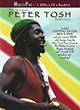 Peter Tosh: The Ultimate Peter Tosh Experience [2 Discs] [With C (2009, DVD New)