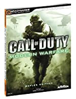 Call of Duty - Modern Warfare Reflex Official Strategy Guide de BradyGames