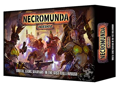Games Workshop Necromunda: Underhive (Castellano)
