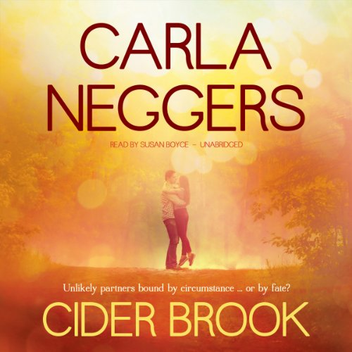 Cider Brook audiobook cover art