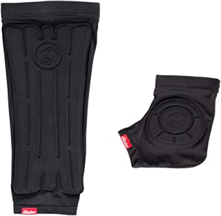The Shadow Conspiracy Invisa-Lite Shin/Ankle Guard Combo - Black, Large/X-Large