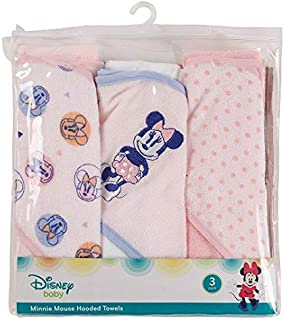 Best minnie mouse hooded towel for baby Reviews