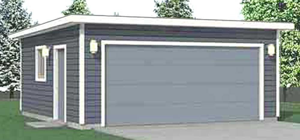 Garage Max 73% OFF Ranking TOP9 Plans: Two Car Flat Roof