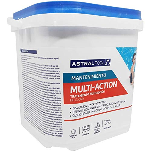 Astralpool - Multi-acción 5 kg astralpool