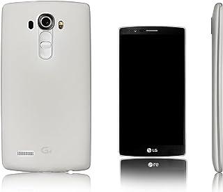 Xcessor Vapour Flexible TPU Gel Case for LG G4. Semi-Transparent