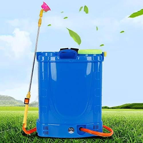 20L elektrische sproeier, rugzak-vernevelaar met lithiumbatterij voor binnen, buiten, ziekenhuizen, thuis, school, tuin, desinfectie