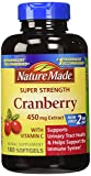 Nature Made Cranberry 450mg Extract 180 Softgels
