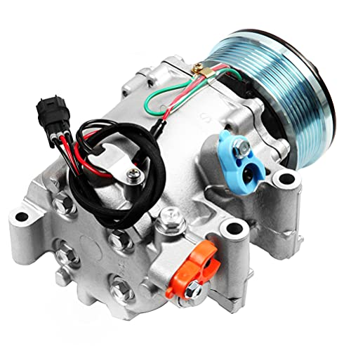 ECCPP A/C Compressor CO 4918AC fit for 2006-2011 for H-onda Civic