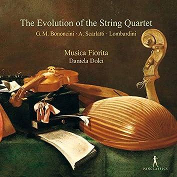 The Evolution of the String Quartet