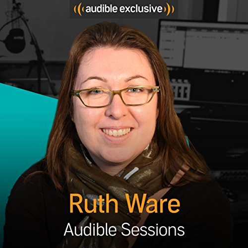 Ruth Ware audiobook cover art
