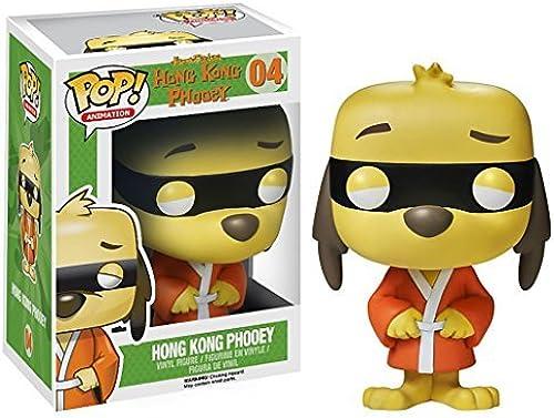 Hong Kong Phooey  Funko POP  x Hanna-Barbera Vinyl Figur