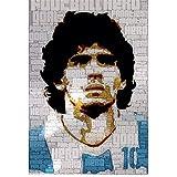 Diego Maradona Argentinien Fußball Fußballstar