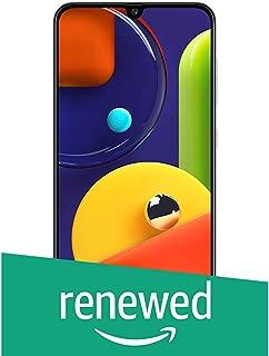 (Renewed) Samsung Galaxy A50s (Prism Crush White, 4GB RAM, 128GB Storage) Without Offers
