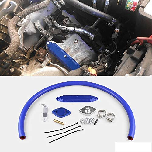 Oil Filter Accessories EGR007 Car Coolant Filtration System Filter Kit for Ford F-250 F-350 F-450 6.7L Powerstroke Diesels 11-14 CSL2018.