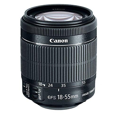 Canon EF-S 18-55mm f/3.5-5.6 IS STM Obiettivo