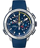 Timex Orologio Cronografo Quarzo Uomo con Cinturino in Gomma TW2P73900