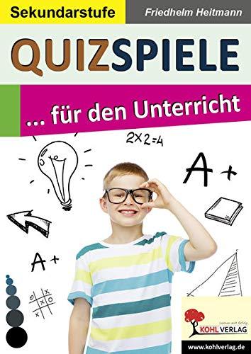 Quizspiele für den Unterricht