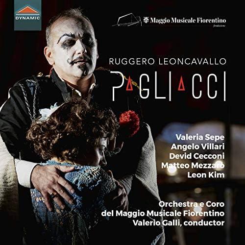 Angelo Villari, Devid Cecconi, Leon Kim, Matteo Mezzaro, Valeria Sepe, Orchestra del Maggio Musicale Fiorentino feat. Valerio Galli