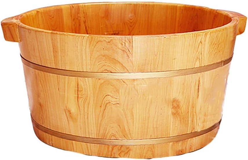 Foot Basin Feet Soaking Tub Solid Soak Can Sauna Brand Cheap Sale Venue M Spa Wood Challenge the lowest price