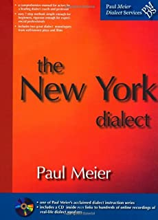 The New York Dialect (CD included)