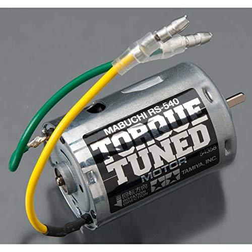 TAMIYA America, Inc RS-540 Torque-Tuned Brushed Motor: 3.5mm Bullet, TAM54358
