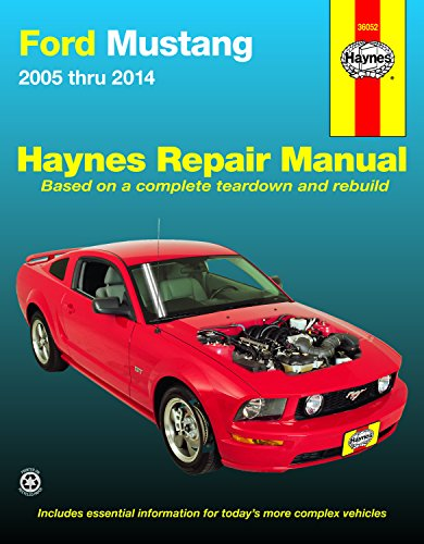 Ford Mustang: 2005-14 (Hayne's Automotive Repair Manual)