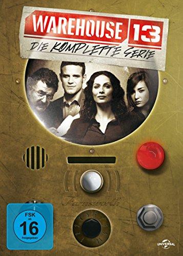 Warehouse 13 – Die komplette Serie [16 DVDs]