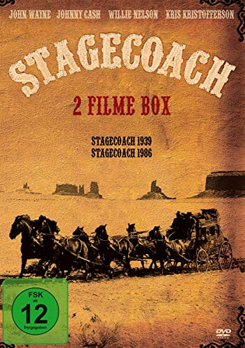 Stagecoach Double Feature (2 Filme)