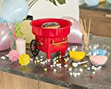 United Entertainment Máquina para hacer algodón de azúcar o algodón de azúcar, plástico, color...