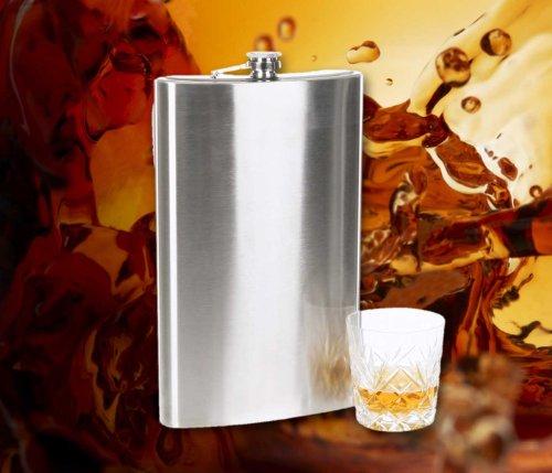 Riesiger XXL Flachmann für 1,8 Liter