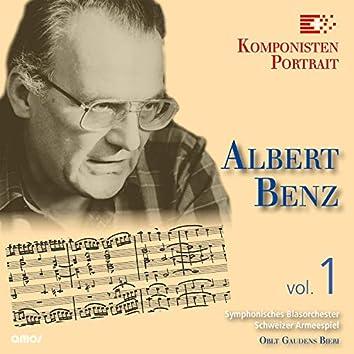 Albert Benz, Vol. 1 (Komponisten Portrait)