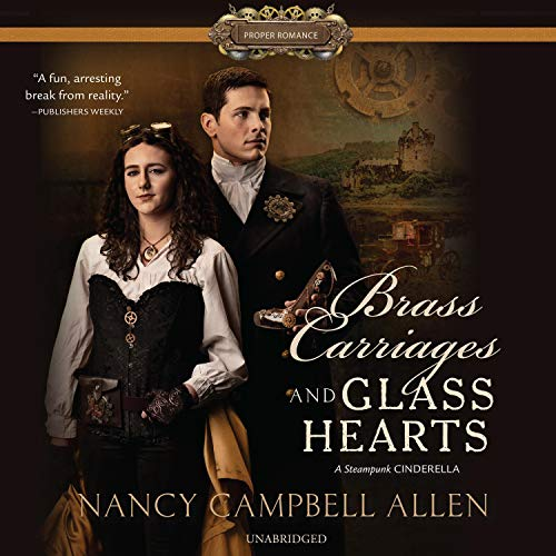 Brass Carriages and Glass Hearts cover art