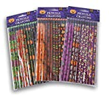 Halloween Themed Pencil Set - 24 Count