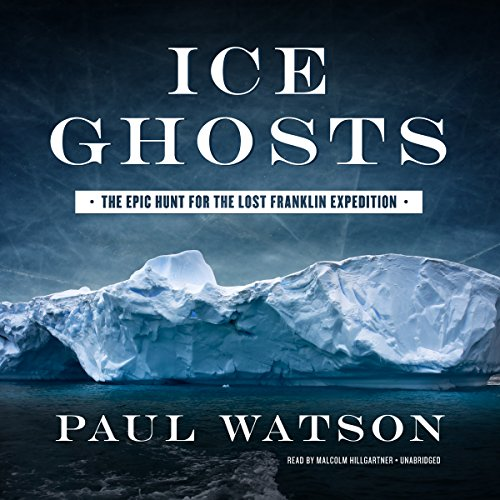 Ice Ghosts cover art