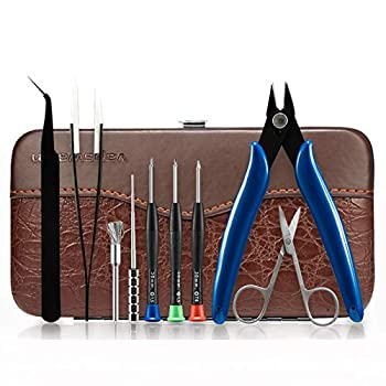 DIY tool kit for electric repair home DIY 9 in 1.