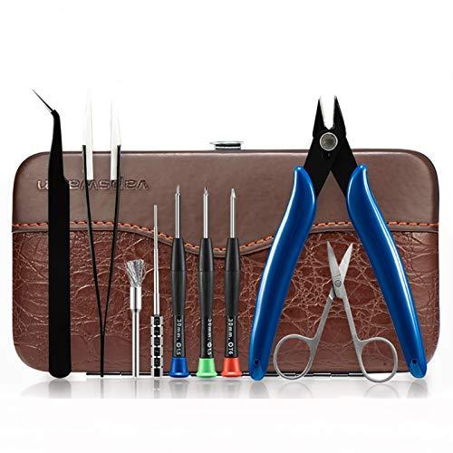 DIY tool kit for electric repair, home DIY, 9 in 1.