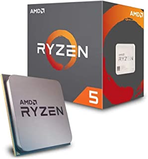 AMD YD2600BBAFBOX RYZEN5 2600 - Procesador, Socket AM4, 3.9Ghz Max Boost, 3,4Ghz Base+19MB