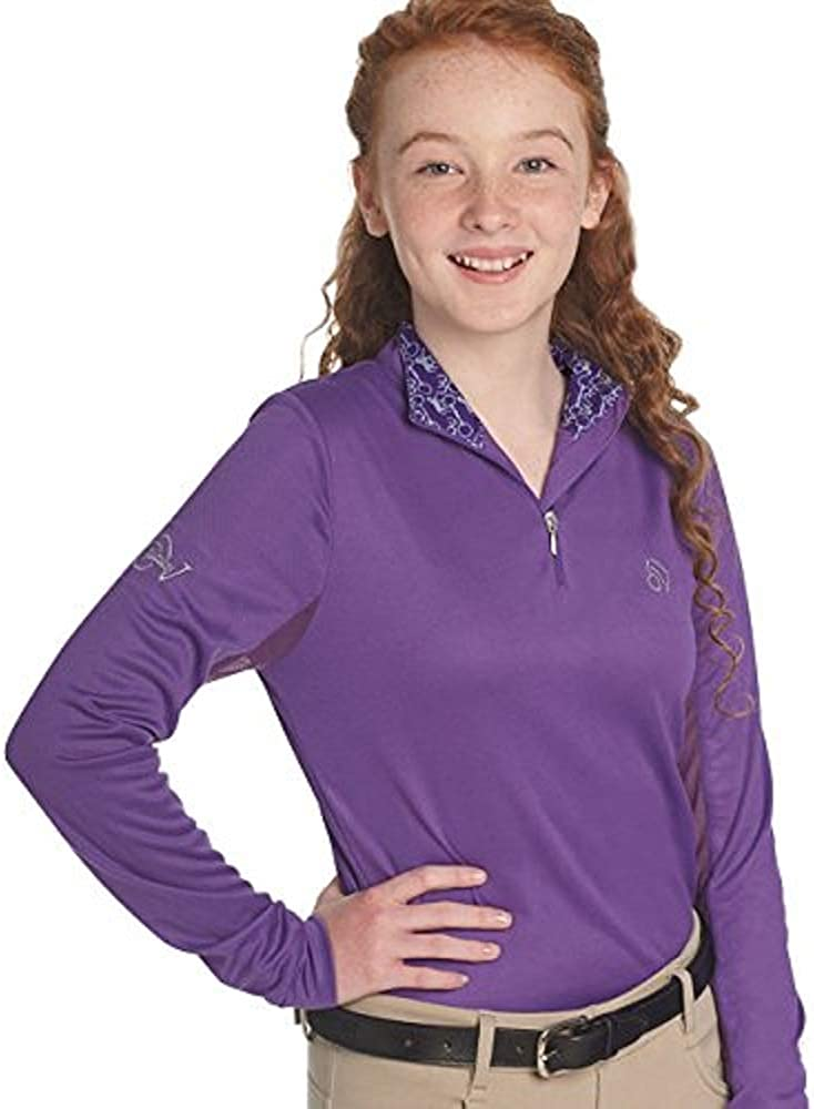 Ranking TOP2 Ovation CoolRider UV Beauty products Tech M Shirt Wisteria